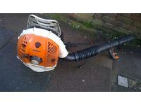 stihl br600 magnum petrol blower