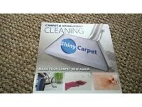 CARPET AND UPHOLSTERY CLEANING SERVICE - 24/7