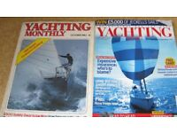 used sailing magazines, PBOs, Sailing Todays, Yachting Monthlys approx. 780 in total