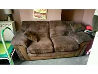 Sofa bed in excellent condition. Metal action