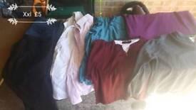 Men's xxl clothes