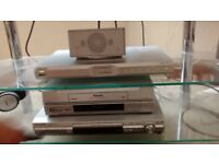 Panasonic DVD recorder and remote