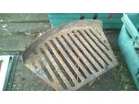 coal fire basket