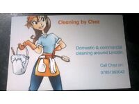 cleaner lincoln area