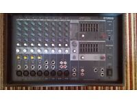 Yamaha 8-Channel Powered Mixer