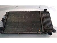 Cavalier radiator 1.7td