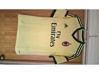 AC Milan Away/Third shirt, 2014/15 - Medium