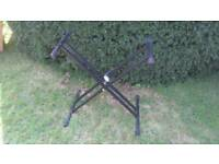 Keyboard Stand. Fully adjustable. Excellent quality.