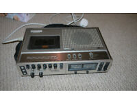 Sony TC-152SD Vintage Portable Cassette Recorder