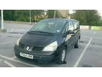 Renault Espace 1.9 dci 2004 Manual 7 Seater