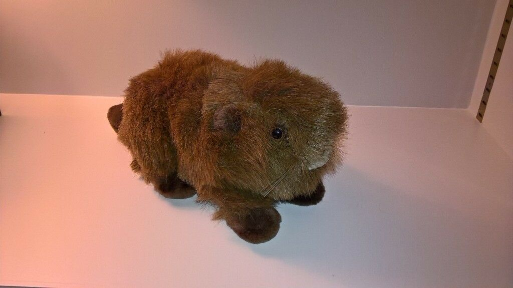 Ravensden Animal Collection soft toy (as new, pristine with original labels)