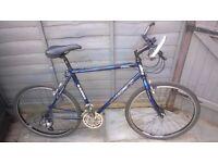 Shimano Al Carter Deore LX Dark Blue Trail Bike - Ready to Ride