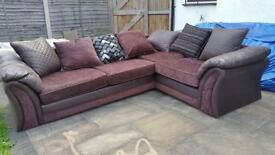 4-7 seater L shape sofa for sale.