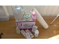 Waxing starter kit (Mercia) in excellent condition