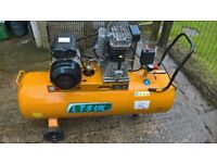 LTS 100 litre air compressor