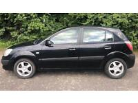 DIESEL KIA RIO LX CRDI 1.5L (2006) full year mot FAMILY CAR .tow bar