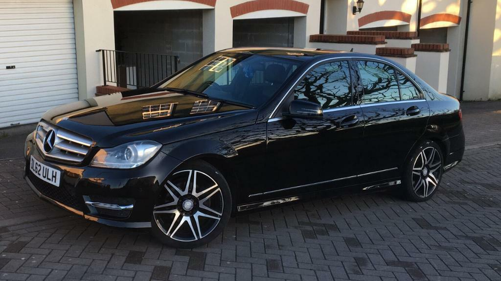 Mercedes-Benz C Class Saloon W204 2 1 C220 CDI BlueEFFICIENCY AMG Sport  Plus 7G-Tronic Plus | in Truro, Cornwall | Gumtree