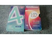 bundle of recordable videos