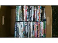 Job lot dvd and blu-ray(45 in total)