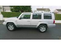 Jeep Commander automatic 7 seater