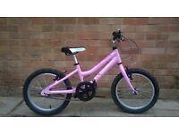 "Girl's 16"" frame Ridgeback bike ""melody"""