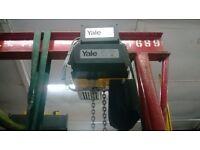 Yale CPV/F 2 Ton Electric Chain Hoist