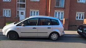 Ford Focus C-Max for sale, cheap and in good condition