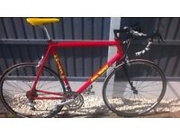 LOVELY PAUL MILNES RACER BIKE IN FAB CONDITION