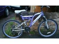 DUNLOP SPORT teenage mountain bike for sale