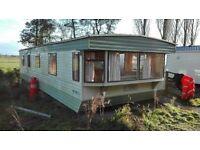 Atlas Oakwood 35x12 static caravan (2 bed)
