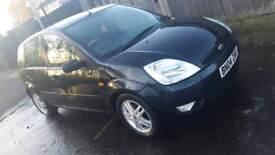 Cheap Ford Fiesta Ghia 1.4
