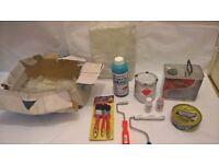 fibreglass mould making kit