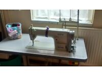 Brother. Industrial sewing machine