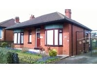 FOR SALE. 454 Tong Road, Leeds 12 (Farnley) Larger than Average Detached 3 Bedroom True Bungalow.