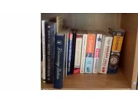 10 Travel Books, Travellers guides, Walkers Guides, Ramblers Paths & Travel Guides Road maps