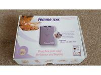 Femme TENS machine