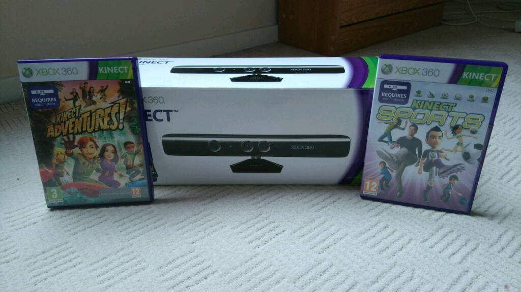 Xbox kinect Plus Games | in Southside, Glasgow | Gumtree