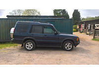 FOR SALE LANDROVER DISCOVERY 2 TD5 ES