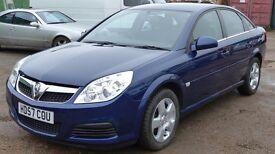 Vauxhall Vectra 1.8 i VVT Low Mileage Quick Sale