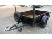 6x4 garden trailer