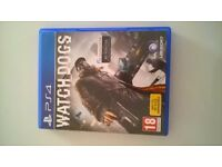 Watch Dogs game (PS4)