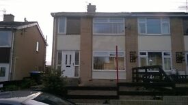 Now let.. 2 bed home to rent with new kitchen and bathroom new decoration Haswell £375pcm