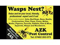 Pest Control for Leicester & Leicestershire
