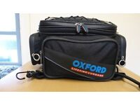 Oxford X40 tailpack luggage