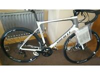 Giant pro road bike