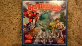 Disney Animation Game