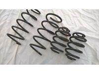 Renault Clio Standard Coil Spring (4) 2001-2006