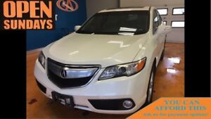 2015 Acura RDX AWD! LEATHER! SUNROOF!