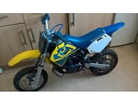 Husqvarna 50cc. Husky boy 50. Project.