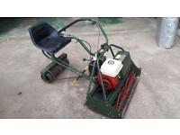 Alto 30inch Royale sit on lawnmower